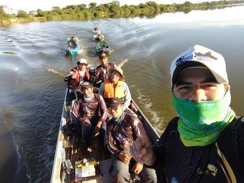 #010- Expedição Barra do Ouro-To! Aconteceu de Tudo, ate queda INCRÍVEL!! Parte-1.
