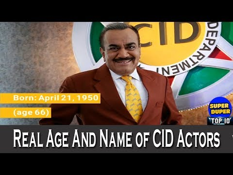 Download Real Age Of Cid Actors 2017 Real Age Of Cid Actress Set