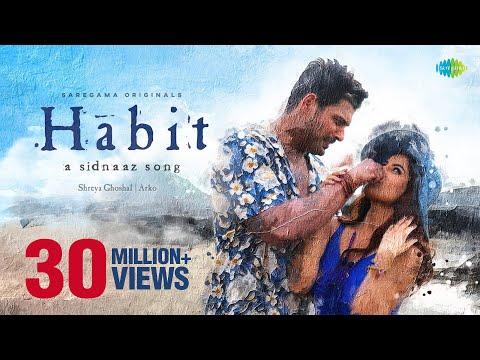 Habit Song: Sidharth Shukla के आखिरी गाने में अतीत के पन्नों में प्यार तलाशती दिखी Shehnaaz Gill, फैंस की आंख में आए आंसू