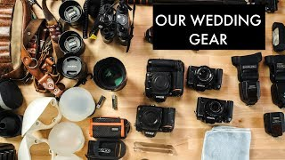 Our Wedding Photography Gear