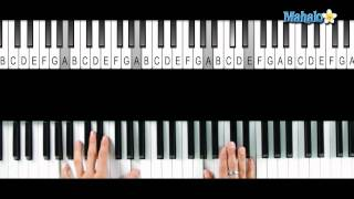 """How to Play """"The Climb"""" by Miley Cyrus on Piano"""
