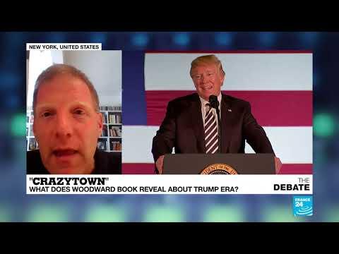 New Trump tell-all book: Bob Woodward 'is not an ideological men'