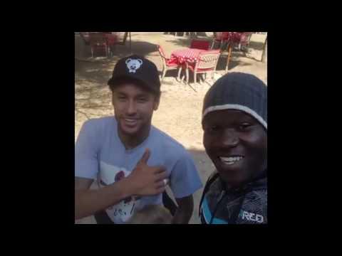 Neymar in Zimbabwe
