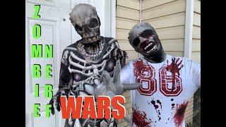 Zombie Nerf Wars 2