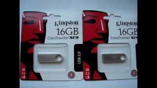 preview picture of video 'KINGSTON DTSE9 16GB'