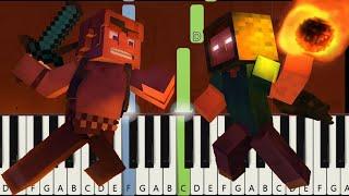 minecraft music piano cover - Thủ thuật máy tính - Chia sẽ