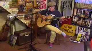 Robbie Williams - Party Like A Russian - Acoustic Cover - Danny McEvoy