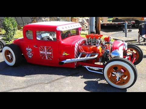 32 Chevy Traditional Hot Rod Pigeon Forge Rod Run