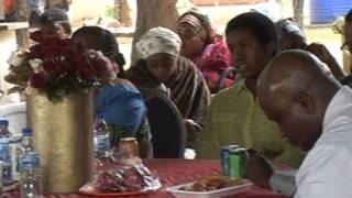 FCT MINISTER'S Wife Distributes Food Items To PLWHA