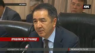 О ситуации на границе с Кыргызстаном уже говорят премьер-министры