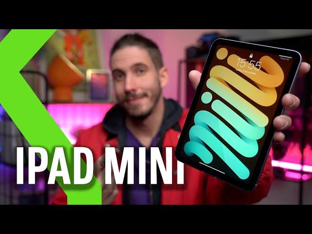 iPad mini 2021, análisis: Difícil no querer llevarlo siempre encima