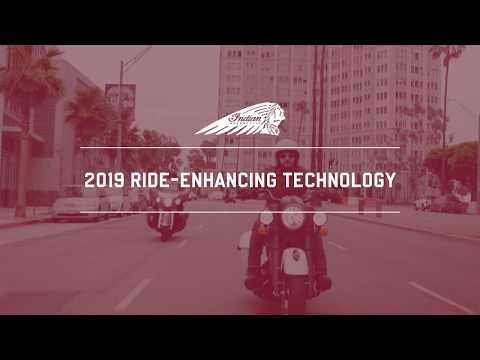 2019 Indian Springfield® Dark Horse® ABS in Saint Rose, Louisiana - Video 1