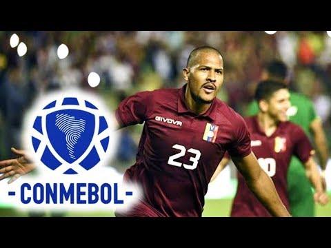 La VINOTINTO rumbo al MUNDIAL Qatar 2022 | Calendario de la CONMEBOL