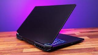 Eluktronics Prometheus XVII / Infinity M7 Gaming Laptop Review