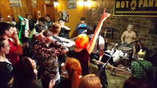 Video HOT PANTS mini sestřih z křestu CD - V noci na výsluní 2016