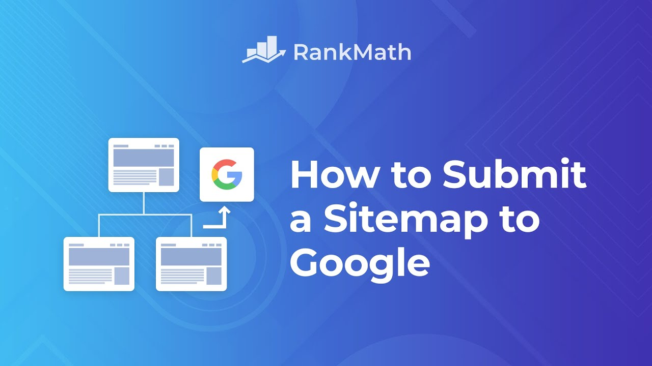 How to Submit a Sitemap to Google? Rank Math SEO
