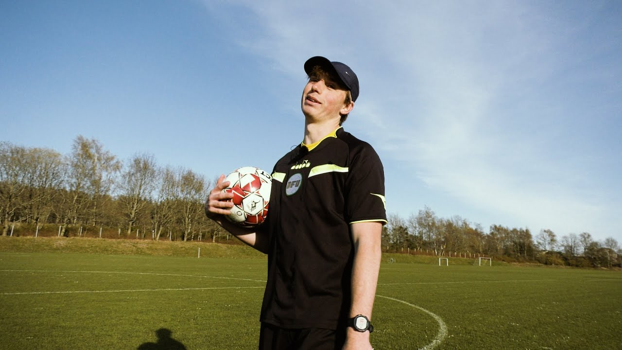 Tag godt imod 19-årige Malthe og de øvrige jyske fodbolddommere
