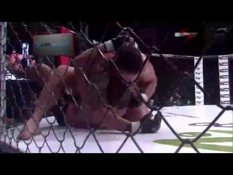 Luta Cláudio Godoy VS Rodrigo Batista - SFT MMA