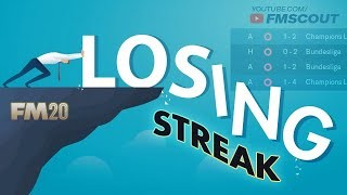 How to stop a losing run on Football Manager (video)