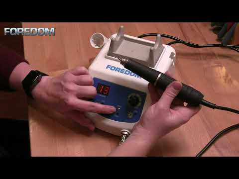 Foredom Brushless Micromotor Product Video