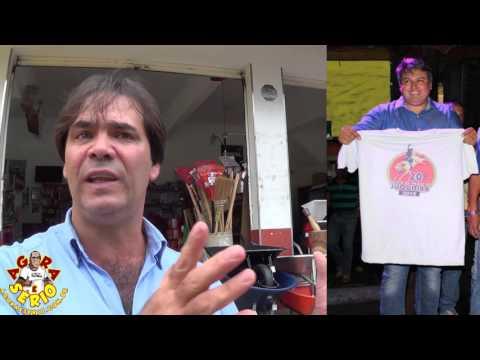 Ginho diz ser vítima igual as pessoas que comprou os ingressos do Rodeio de Juquitiba 2015