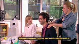 Interview de Jennifer de sensation spa sur la quotidienne de France 5
