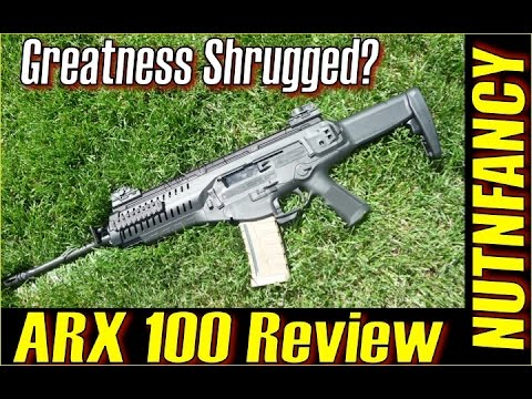 Beretta ARX-100: Video Gamers Will Love!  {FULL REVIEW]