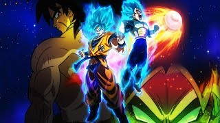 Dragon Ball Super Movie A New Improved Broly