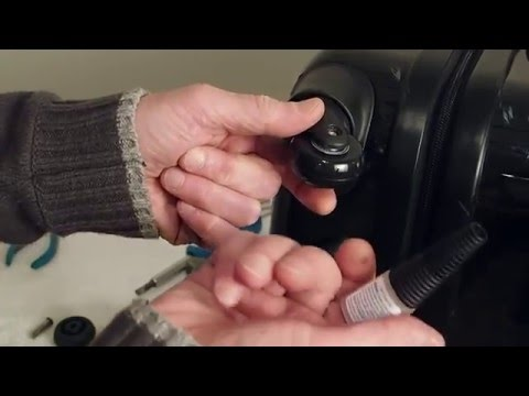 This Video Explains How To Replace Spinner Wheels On Your Luggage