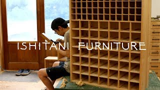 ISHITANI - Making A Medicine Chest With Lots Of Drawers