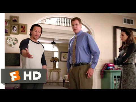 Daddy's Home (2015) - Cinnabons & Tumor Scene (1/10) | Movieclips