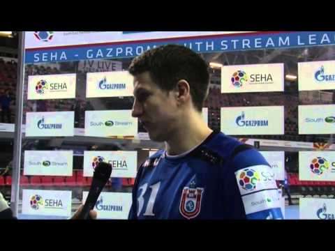 Vardar - Meshkov Brest Post-Match Interview