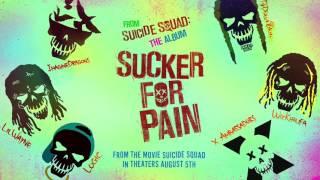 Suicide squad-Sucker for pain lyrics