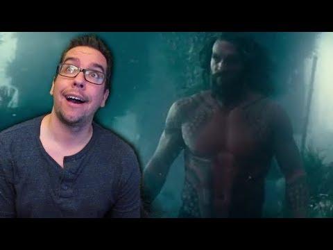 Aquaman Footage from CinemaCon Description