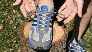 シューズの余った穴には意味があった!靴紐の正しい結び方『ヒールロック』