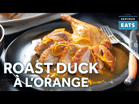 , title : 'How to Make Duck à l'Orange the Right Way