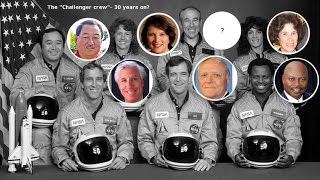 Have The Crew Of The Challenger 1986 Disaster Been Found Alive And Well?