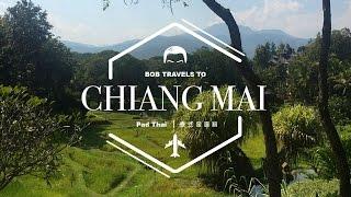 泰式金邊粉 - 清邁  Pad Thai - Chiang Mai, Thailand