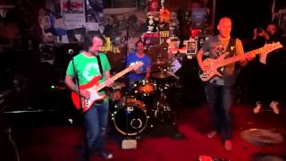 Patella live at The Baked Potato – King's Row