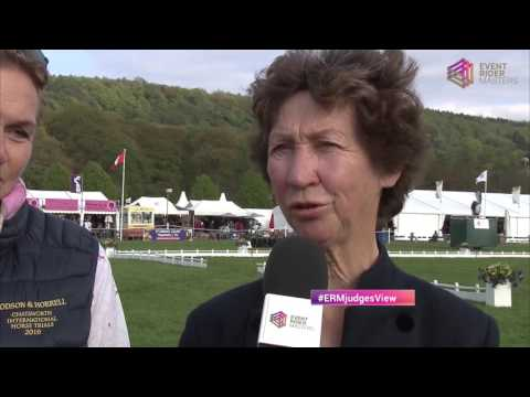 Dressage Judges tell us what they thought of today's action