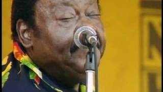 Fats Domino - Live 17 - My girl Josephine -