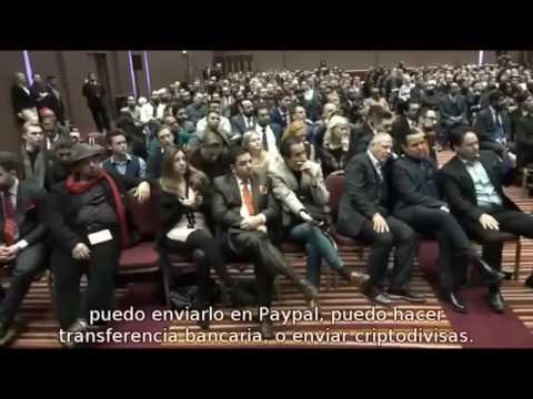 Fundadora de ONECOIN Habla de la FUNCIÓN-CONCEPTO-USABILIDAD, de la cryptomoneda más importante!!