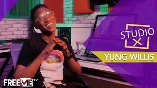 (Falz   Talk) Studio X: The Making Of Talk By Willis || FreeMe TV