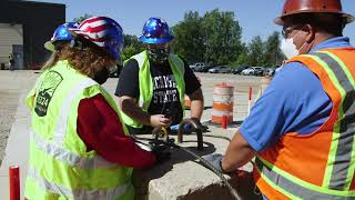 Fenton Schools visit the OE324 Construction Career Center