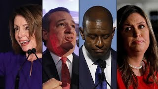 Republicans, Democrats weigh in on midterm election results