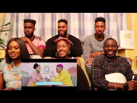 Tellaman Ft. Shekhinah & Nasty C - Whipped ( REACTION VIDEO )    @TELLAMANWORLD