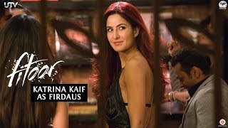 Katrina Kaif as Firdaus - Behind The Scenes - Fitoor