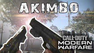 Akimbo .50 GS (Desert Eagle) Ground War Realism Gameplay | Season 2 COD:MW