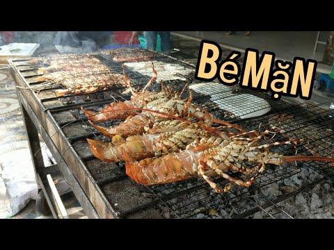 Vietnamese Street Food/Travel Beach Đà Nẵng/ Hải Sản BÉ MẶN Đà Nẵng NGON Hơn Cả Lời Đồn