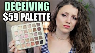 WHATTTT?? | TooFaced Natural Love Palette Review